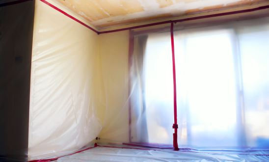 Should I Stay Home During My Asbestos Test?