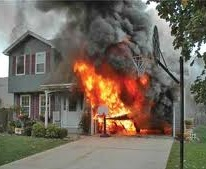 Fire Safety Attached Garage Hazards Home Inspection All